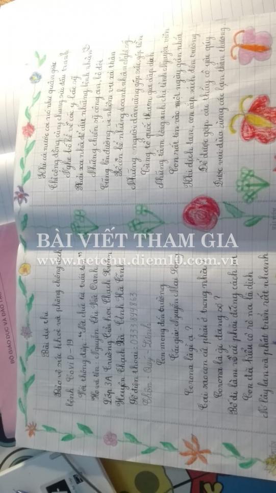 Nguyễn Thị Viêt Oanh