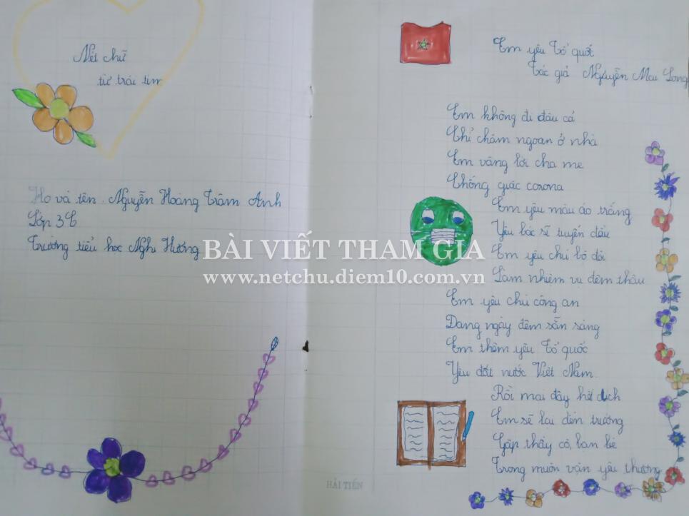 Nguyễn Hoàng Trâm Anh
